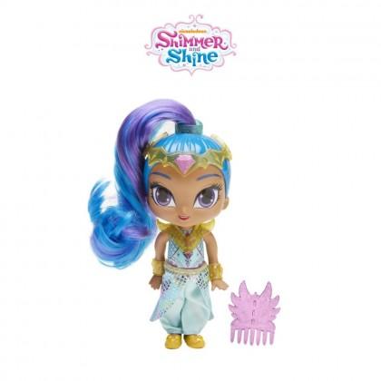 Shimmer and Shine - Dragon Rider Shine Doll (DLH55)