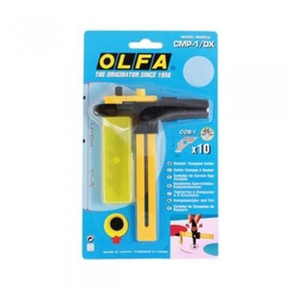 OLFA Cutter Compass 1.6cm-22cm (CMP-1/DX)