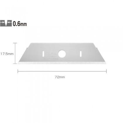 OLFA Stainless Steel Blade (SKB-2S/10B)
