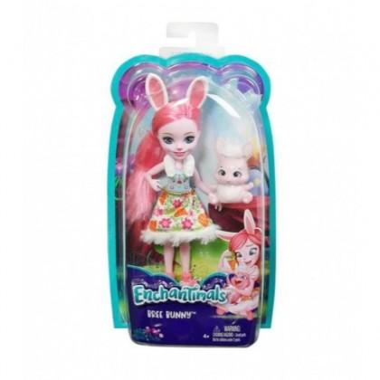 Enchantimals Bree Bunny Doll (DVH87)